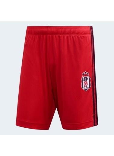 adidas Beşiktaş Jk 20/21 Üçüncü Forma Takımı Şortu Kırmızı